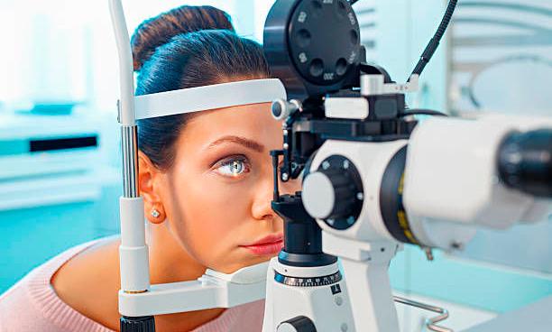 Консультация врача офтальмолога Рязань