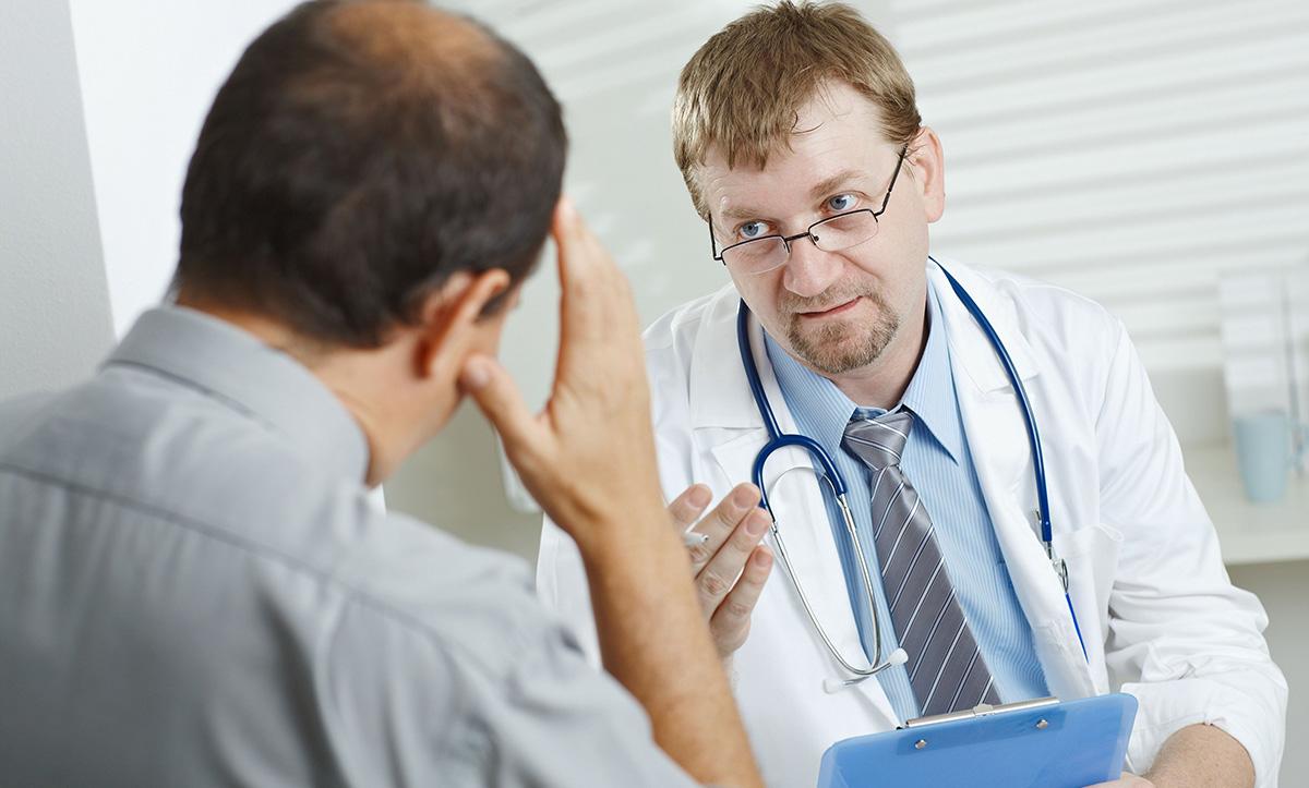 Приём врача нарколога