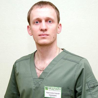 Нургалиев Сергей Сергеевич