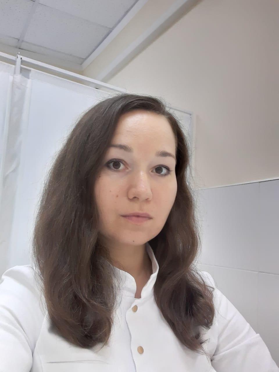 Гордеева Любовь Владимировна